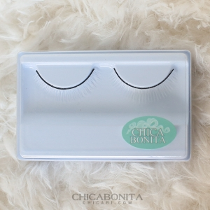 eyelashA White (8-10mm)