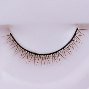 eyelashB Brown (4-5mm)